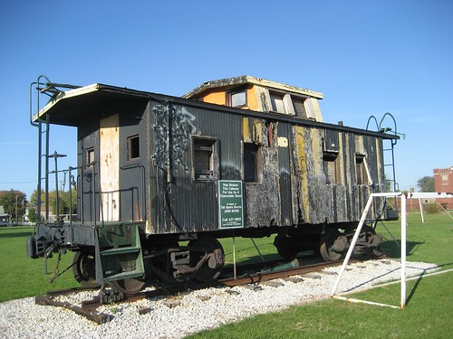 Caboose - Old Northside Soccer Fields