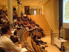 The 'auditoriet' at Oslo Congress Centrum