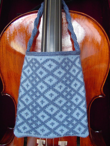 Komi bag with cello