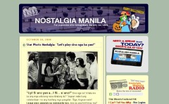 Screenshot of Nostalgia Manila