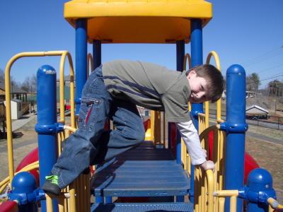 josh defies gravity