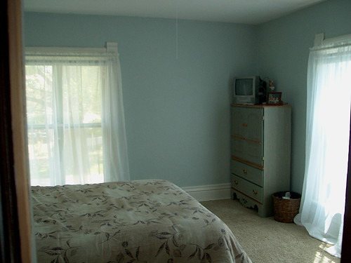 Master Bedroom: After
