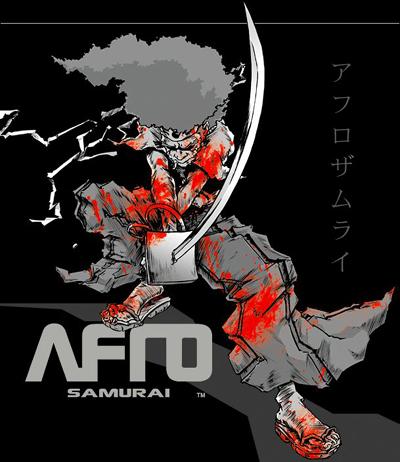Afro Samurai 12514638_a7e54edf58_o