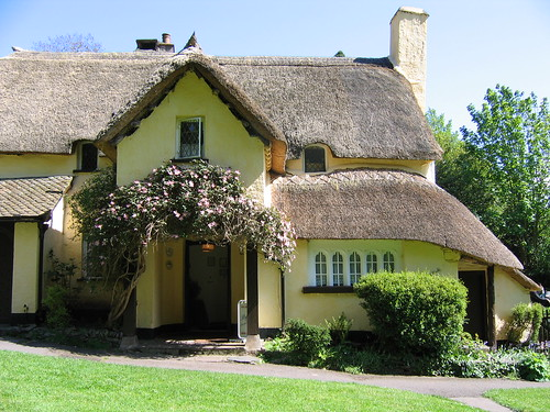 Cream Teas Cottage wide (by Natman)