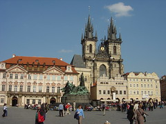 布拉格舊城廣場