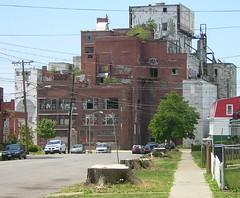 Schaeffer Brewery - Niagara Street