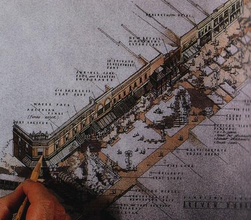 马克笔+彩铅手绘建筑景观全教程