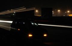 CX broke down on the autobahn tonight