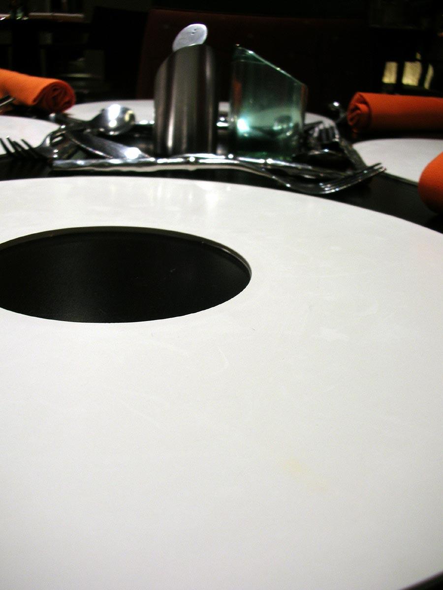 circles setting