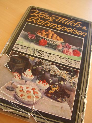 Kochbuch-Meme: Kochbuch von der Grossmutter