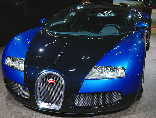 BUGATTI Veyron16.4