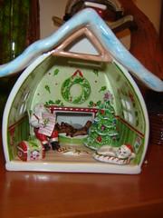 casinha do Pai Natal