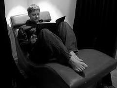Jeremy Read BW
