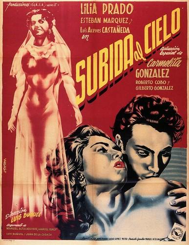 Luis Buñuel film posters