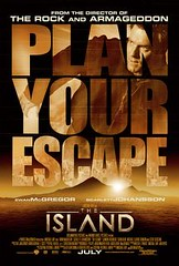 The Island Teaser Poster 1