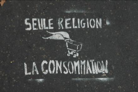 Seule Religion: La Consommation