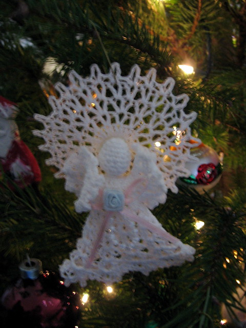 Free Craft Patterns Directory - Free Crochet Patterns > Angels