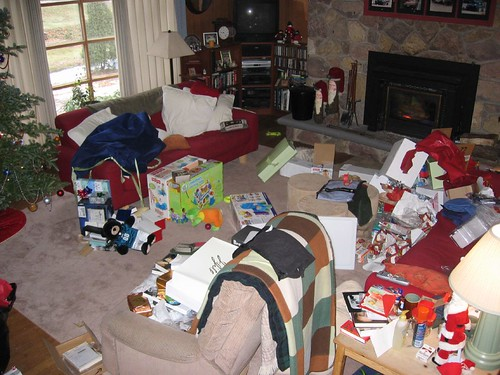 The Christmas Carnage