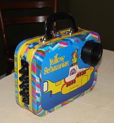 Beatles Lunchbox Amp
