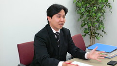 YAMAWAKI shinji - consumer service manager at NTT DoCoMo #02