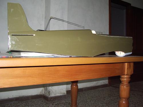 Spitfire - Forrado