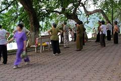 Exercise in Hanoi