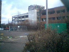 Buncefield Photos