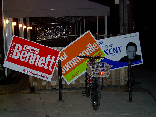 The Bicycle Meets Its Local Candidates