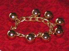 Guldarmband