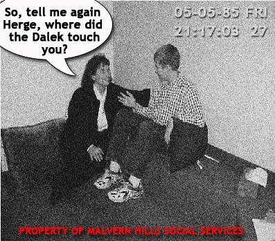 Dalek abuse