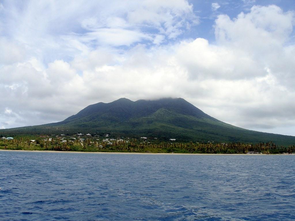 Nevis Volcano