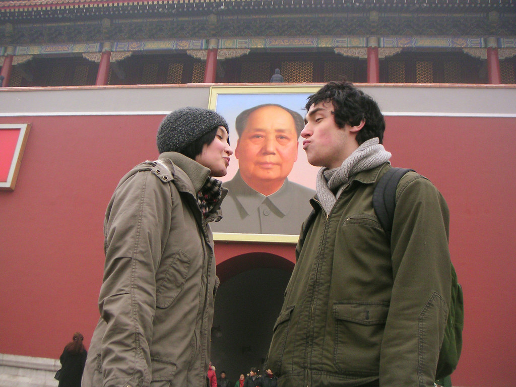 we love china