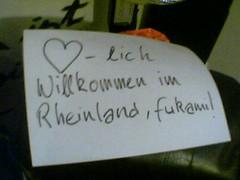 Willkommen im Rheinland