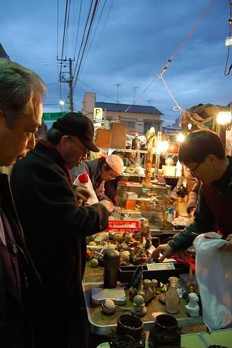Setagaya flea market