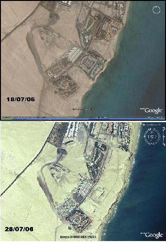 El Gobierno Canario oculta desmanes urbanísticos.