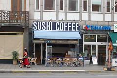 sushi Coffee