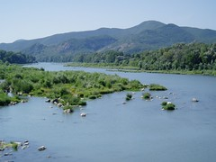 Barrage-de-Loriol near le Pouzin