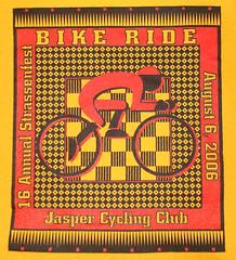 Strassenfest Bike Ride T-Shirt Graphic