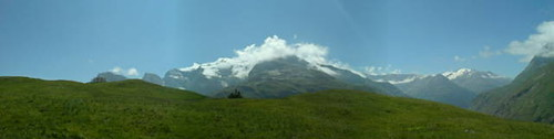Glacier de haute savoie