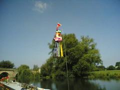 Clown windsock