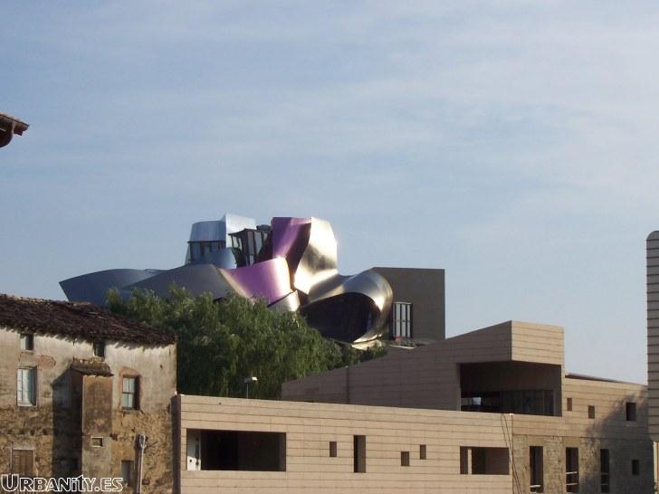 Bodegas Frank Gehry Elciego