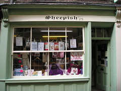 Sheepish shop_York