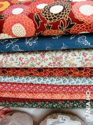 mais tecidos / more fabrics ;)