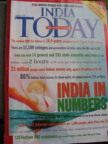 Independence Day Issue of India Today