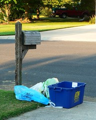 Curbside Recycling!
