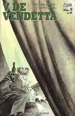 V de Vendetta #9