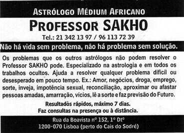 prof sakho