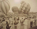 Opening festivities included a balloon race featuring celebrities like Ed McMahon, Bruce Jenner, Billy Carter, Bobby Riggs, Artis Gilmore, and Lou Brock.