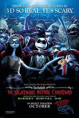 Pesadilla antes de Navidad 3-D