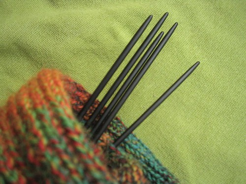 ebony needles